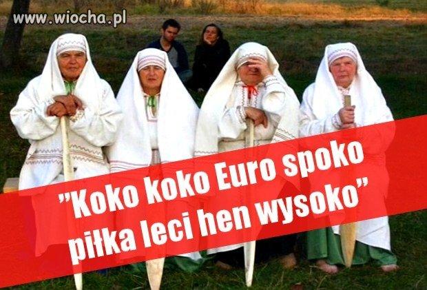 Hymn na Euro 2012