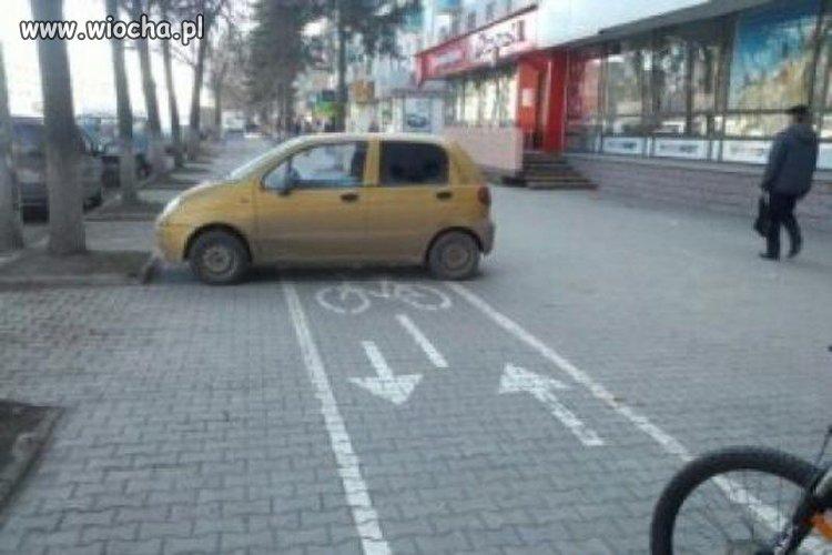 Bo do parkowania