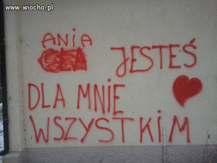 Jak nie Ola to Ania