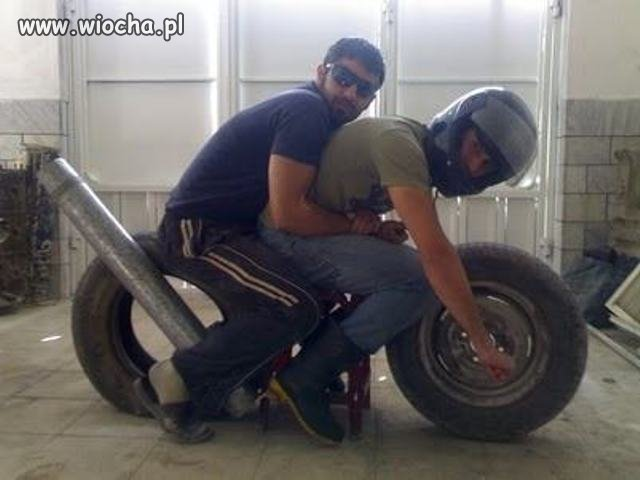 Irańska technologia...
