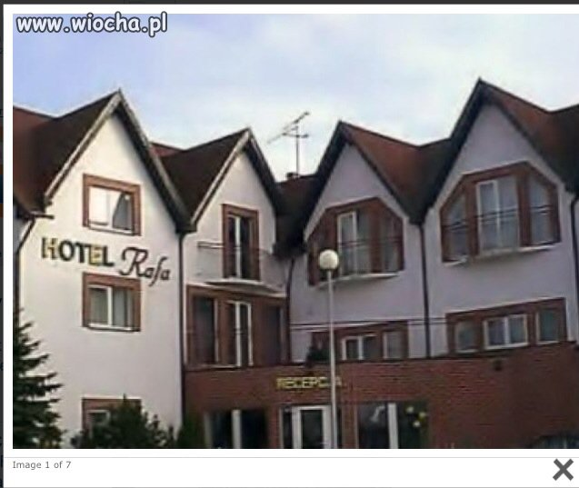 Właściciel tego hotelu codziennie dzwoni na policje
