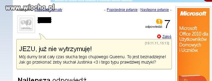 Justin - prawdziwa muzyka?!
