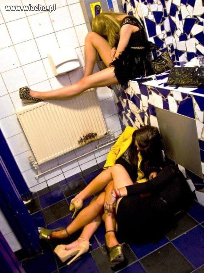 My tylko do toalety