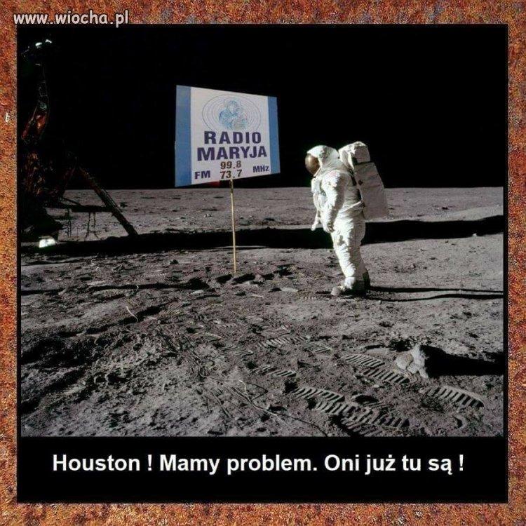 Houston, mamy...