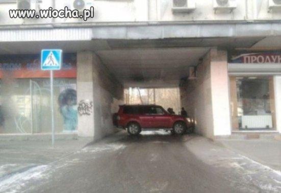 Mistrz parkowania!!!