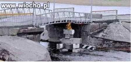 Bezpieczny most.