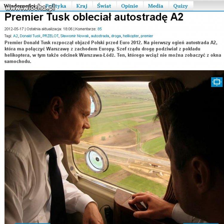 """""""Przelotne polskie autostrady"""""""