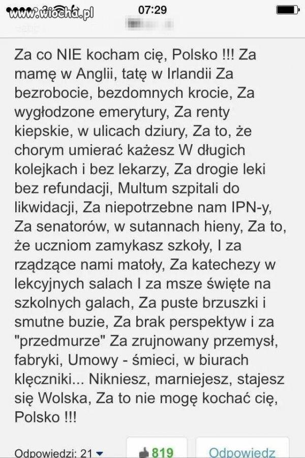 Cała prawda o Polsce