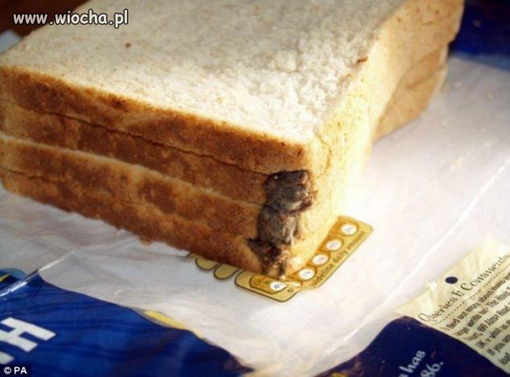 Ten chleb pakował chyba ślepy, Polak potrafi...