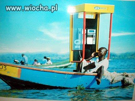 A siema, siema. Do Polski płynę...