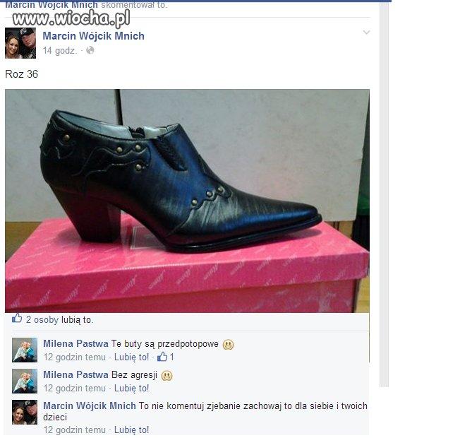 MNICH sprzedaje buty