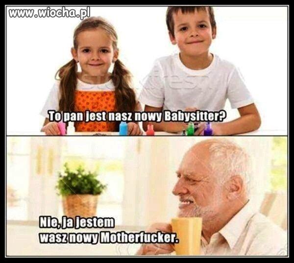 Nowy babysitter