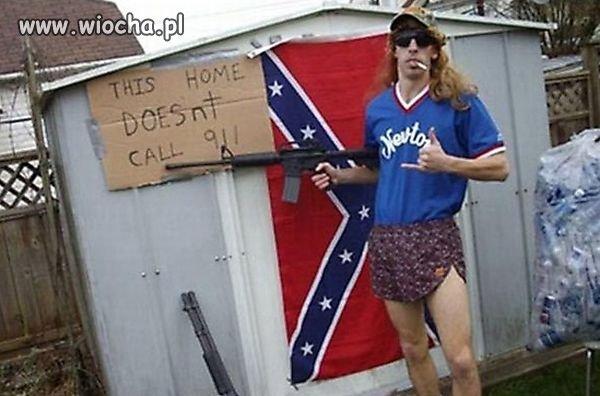 Uważaj w USA gdzie włazisz bo ciebie zastrzelą