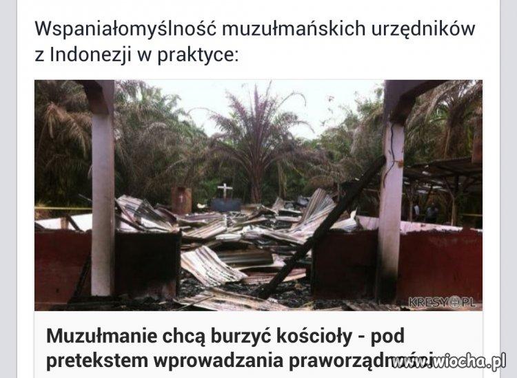 Kiedy w Polsce delegalizacja islamu ?