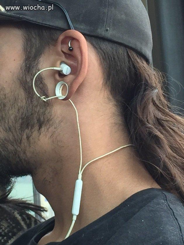 A więc po to są tunele w uszach