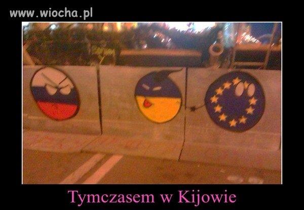 Tymczasem w Kijowie