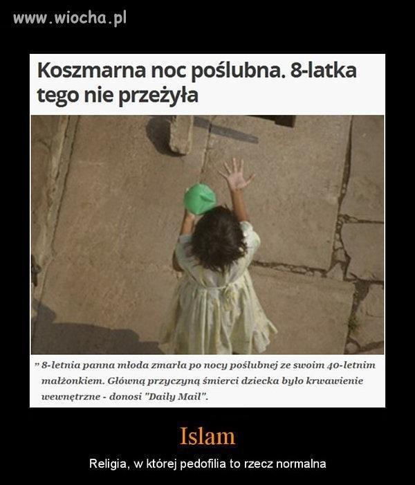Oto islam w praktyce!