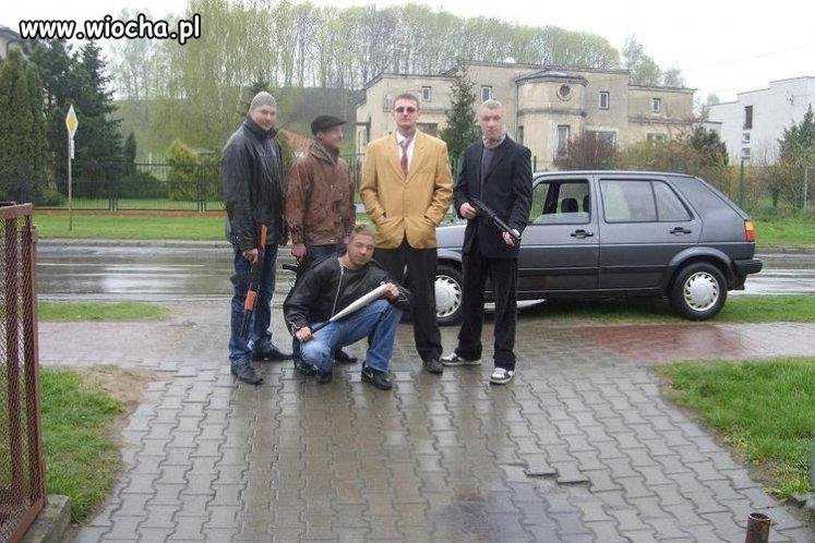Wiejscy mafiozi