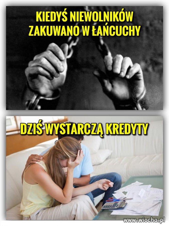 Legalne niewolnictwo