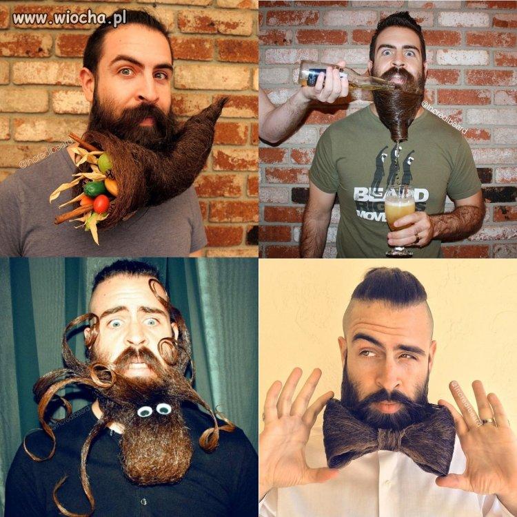 Pomysł na brodę
