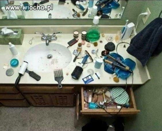 Ale Ty nie opuściłeś klapy w toalecie