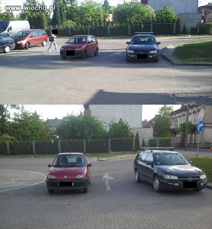 Zgierscy mistrzowie parkowania