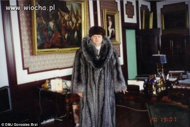 Serbski milioner, kochający złoto, szuka żony...