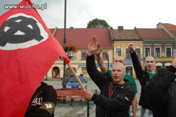 """""""Patriotyczne"""" bydlaki..."""