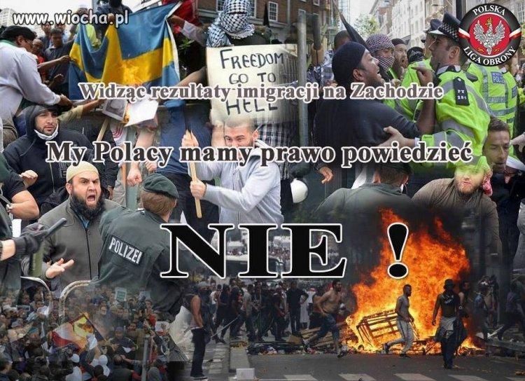 Stop Islamistom  w Polsce !