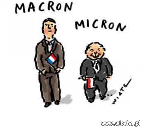 Macron i Micron