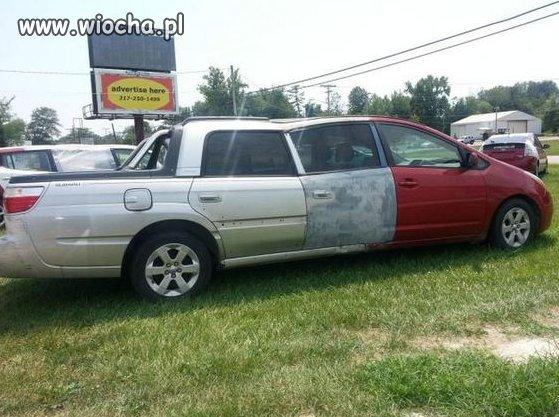 Nowa limuzyna dla pana prezesa.