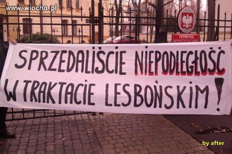 Traktat Lesboński