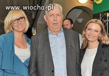 Córki oddały Młynarskiego do domu opieki