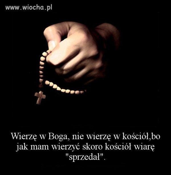 B�G kocha Ciebie...