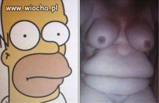 A jednak Simpson jest w�r�d nas!