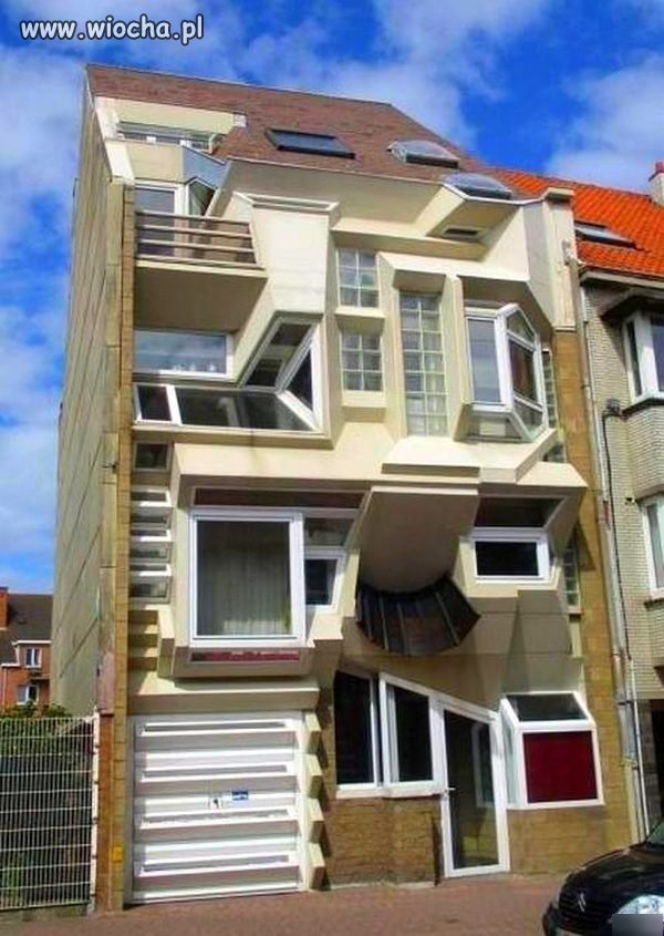 Fantazja budowlana