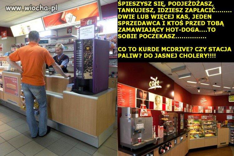 Mo�e hot-doga?, albo kaw�?