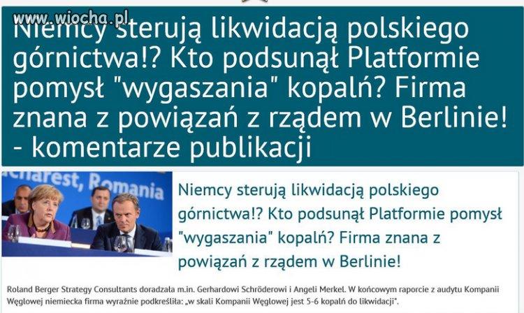 A Polacy dzięki propagandzie jeszcze dokładają