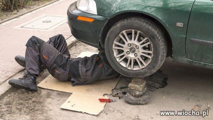Osiedlowy mechanik,poziom ekspert