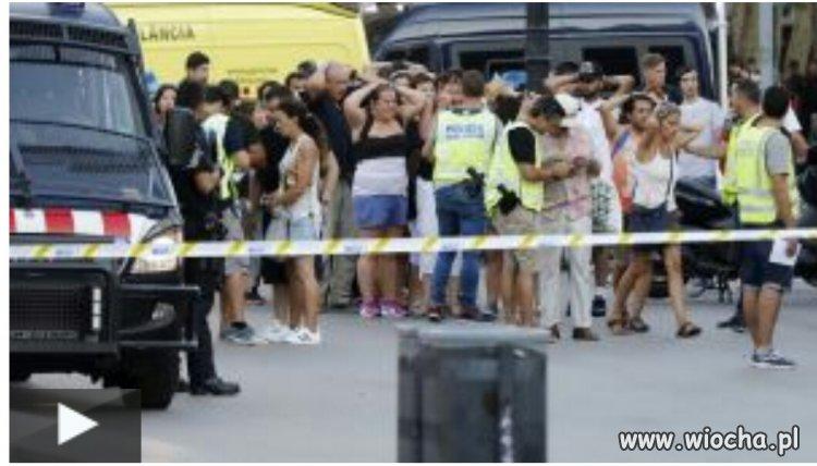 Europa potępia sprawców zamachu