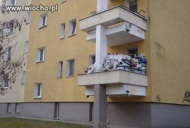 Taki sąsiad naprawdę może wku...ć