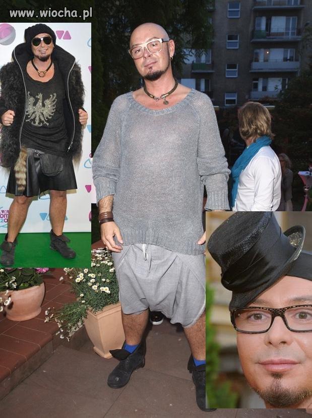 Stylista, krytyk mody i najgorzej ubrany 2012