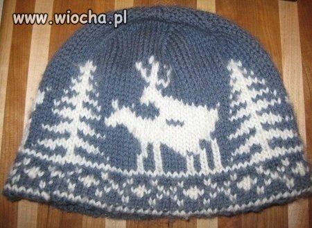 Interesująca czapka!