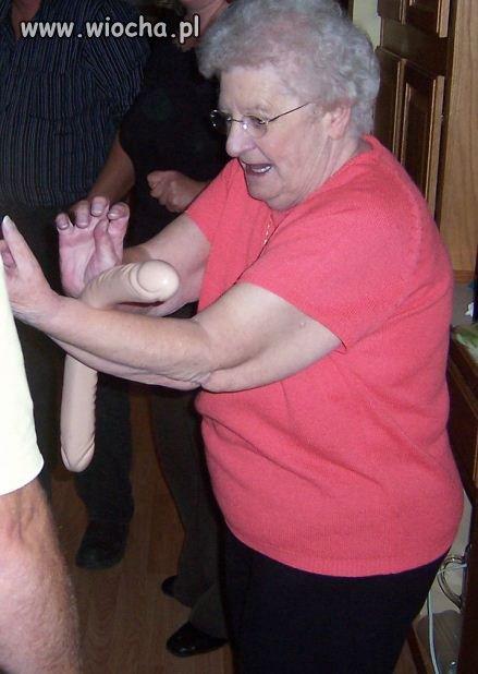 Babcia wam pokaże