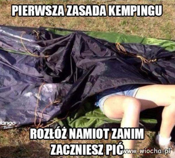 Pierw namiot