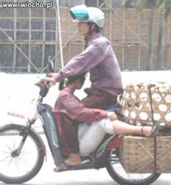 Dobry transport nie jest zły
