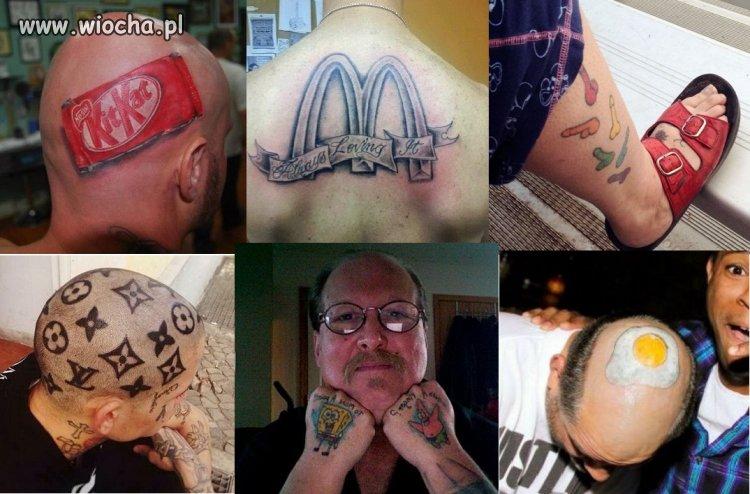 Tatuaże to śliski temat na wiosce