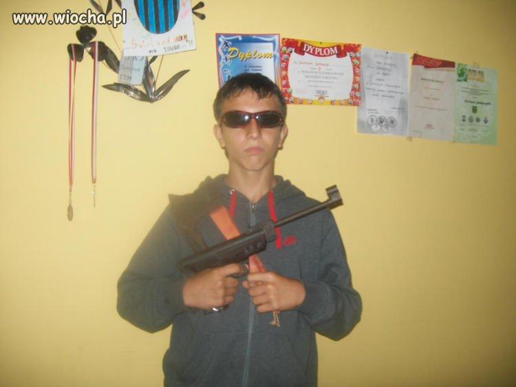 Ale gangster...