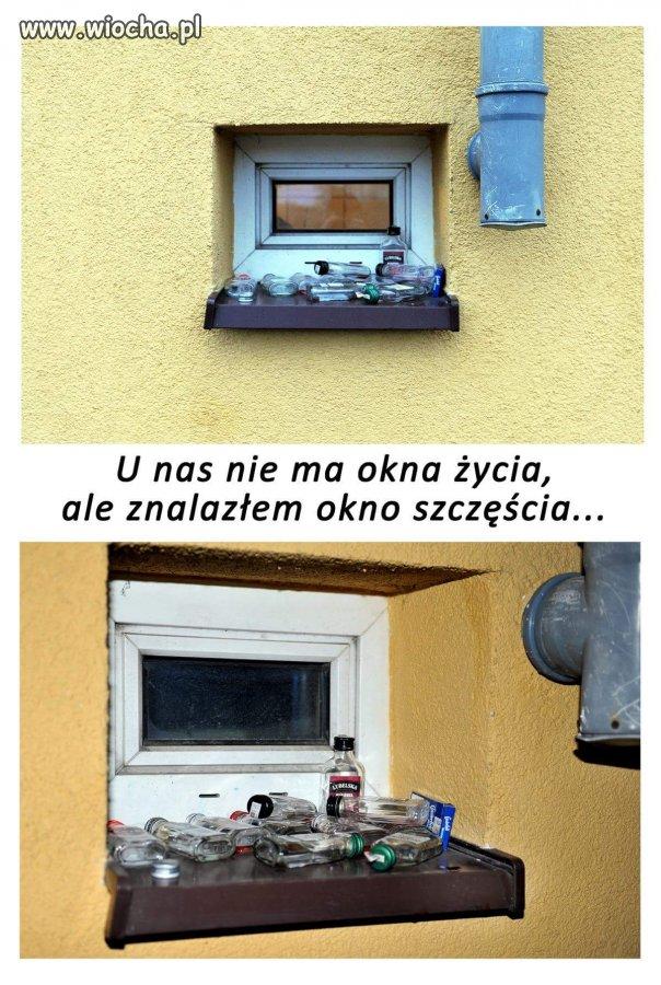 Okno szcz�cia
