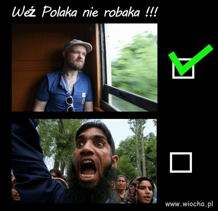 Wybierzmy Polaka i Polskę - przyjmijmy naszych